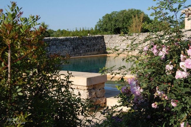 limestone-wall-cladding-pool-coping-outdoor-pool